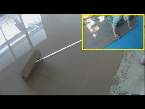 Concrete Leveling For Laminate Floor Installation Steps - How to level floor for laminate on concrete