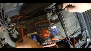 usterki alternatora lub akumulatora Jak diagnozować