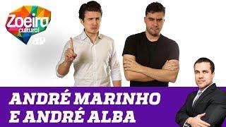 Show de imitações com André Marinho e André Alba - Zoeira Cultural: Ep. 21