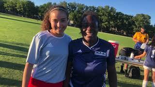 UNM Women's Club Soccer Fall 2019 Season