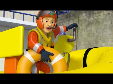 Fireman Sam 🌟 New Episodes  🌟Penny's Water Rescue! 🌊Penny's Best Moments! 🔥🚒Kids Cartoons
