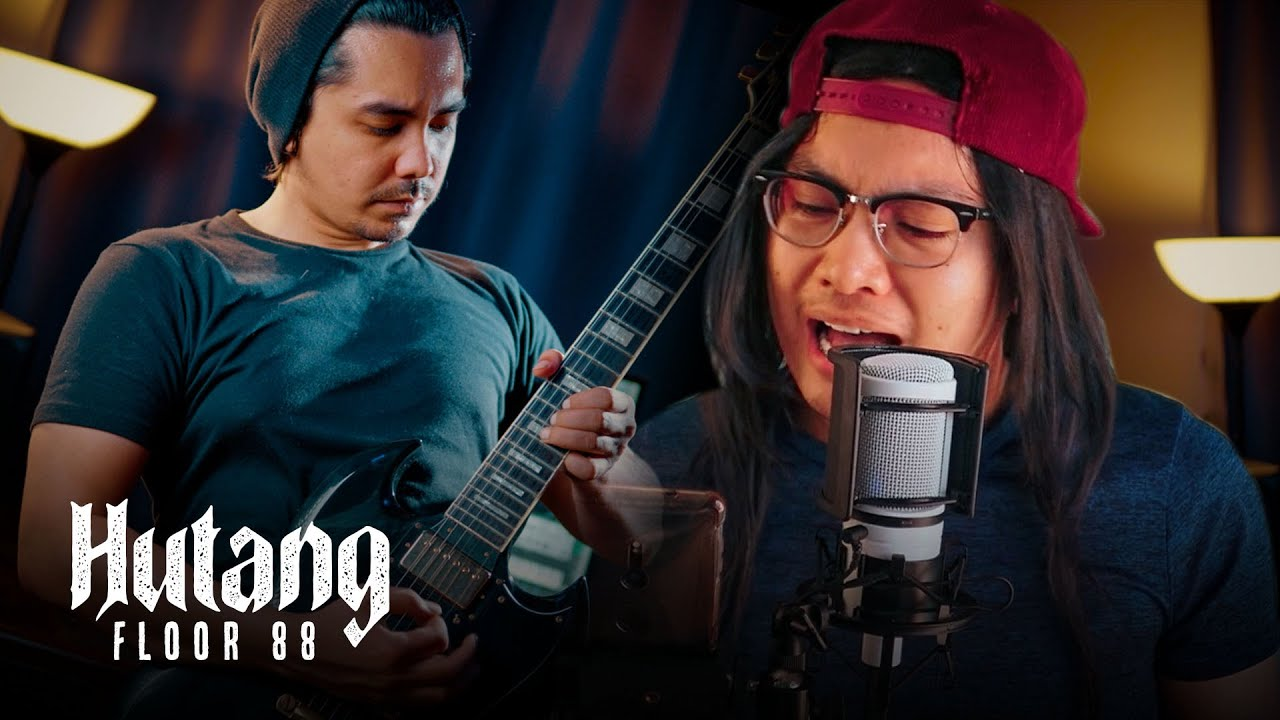 HUTANG - Floor 88 ROCK / METAL Cover by Jake Hays feat Fanzi Ruji