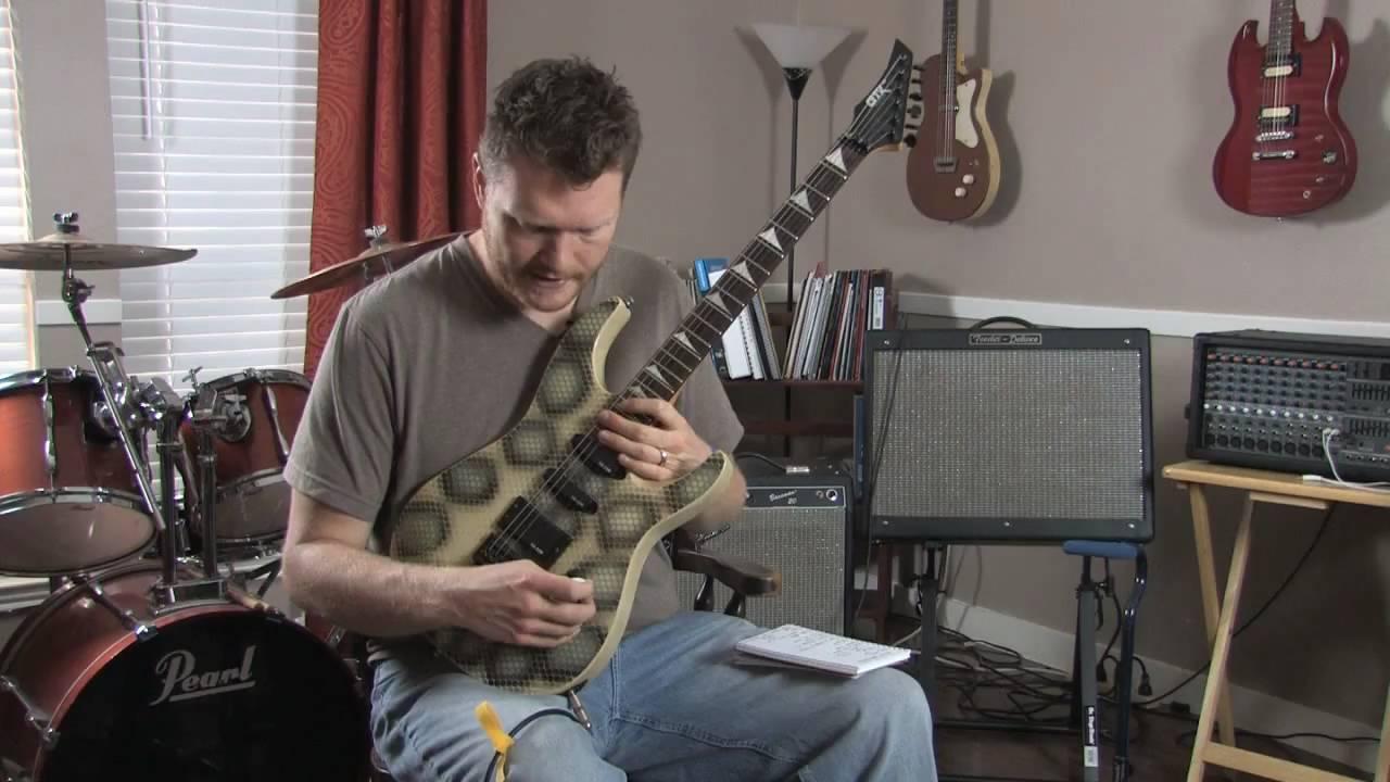 gtx 23 applause guitar review demo youtube rh youtube com