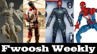 Weekly! Marvel Legends, figma Table Museum, Dawn of the Dead, Mortal Kombat, and Justice League!