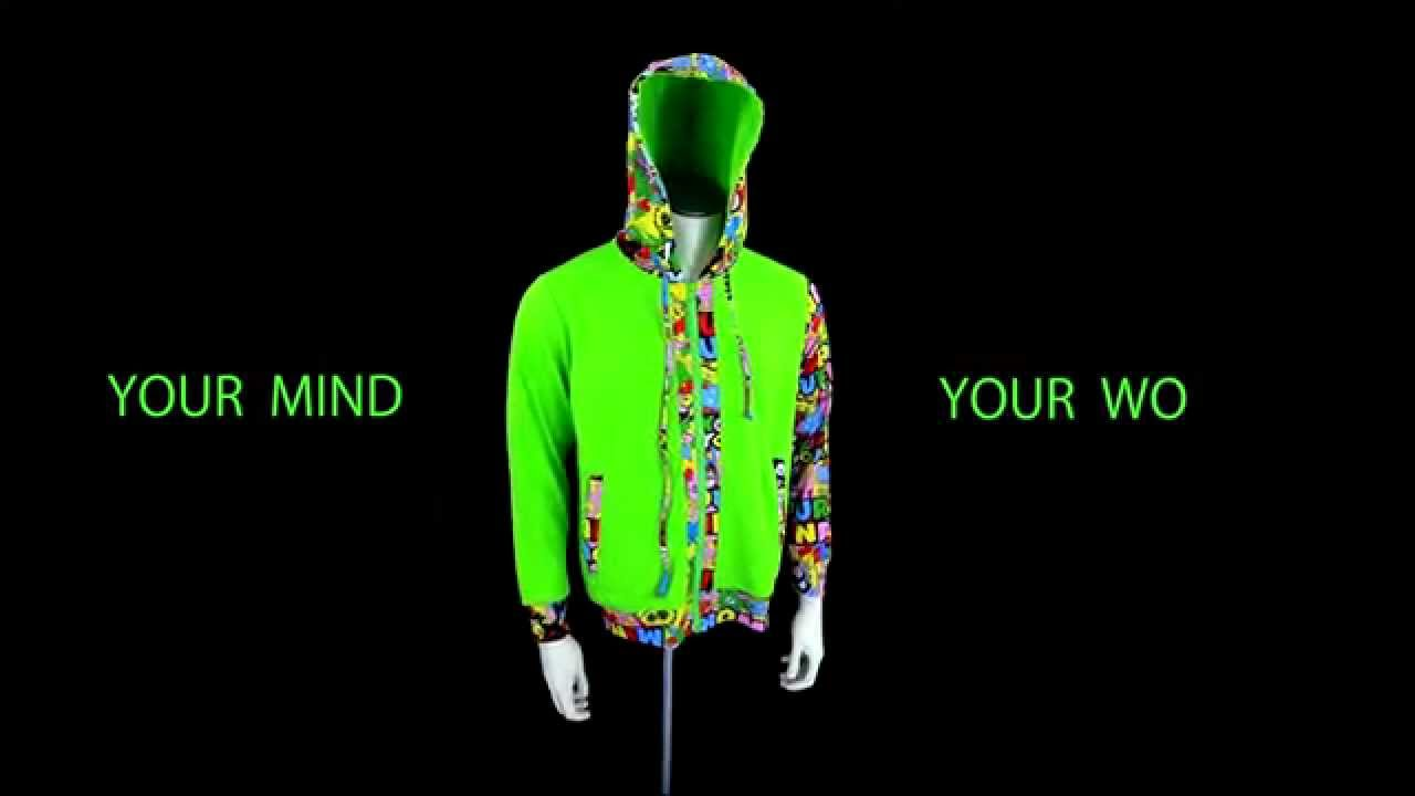 0fd0a6c4 Hoodies for Men for Burning Men Light up clothes and Fiber Optic Clothes -  YouTube