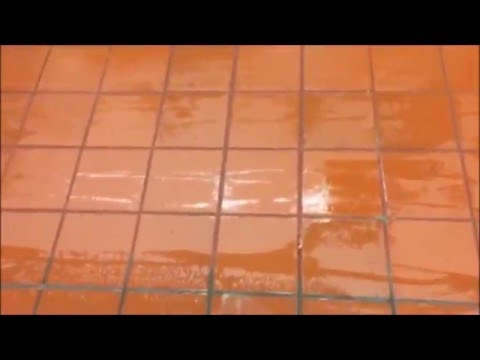 Tile Grout Cleaning Greasy Kitchen floor cleaning GumBusters Of NY ...