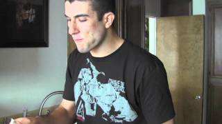 Gracie Diet: Antioxidant Acai Superbowl (Rener Gracie Variation)