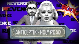Download ANTICEPTIK KAOTEK - Holy Road (Visuel by Nafna) MP3 song and Music Video
