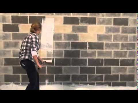 Dulux Texture Fine Cover Paint Bricks Cement and Masonry YouTube