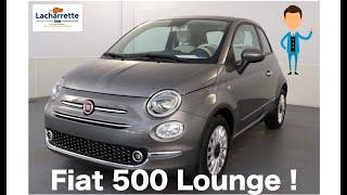 ♻️ARRIVAGE ♻️ Fiat 500 1.0 70 ch Hybride BSG S/S Lounge
