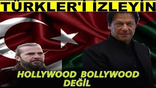 Pakistan Başbakanı Han'dan ''Diriliş Ertuğrul'' yorumu Türkleri İzleyin