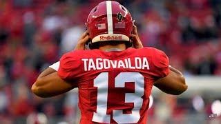 Potential 1st Overall Pick || Alabama QB Tua Tagovailoa 2018 Highlights ᴴᴰ