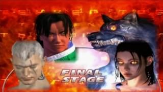 Walkthrough FR l Tekken Tag Tournament l Arcade LEI BRYAN