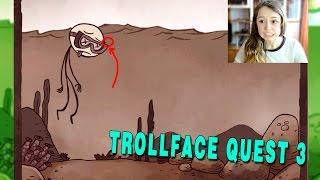 ВОТ ЭТО ПОВОРОТ!/ TrollFace Quest 3.