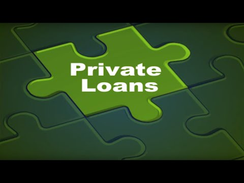 Private Student Loans 101