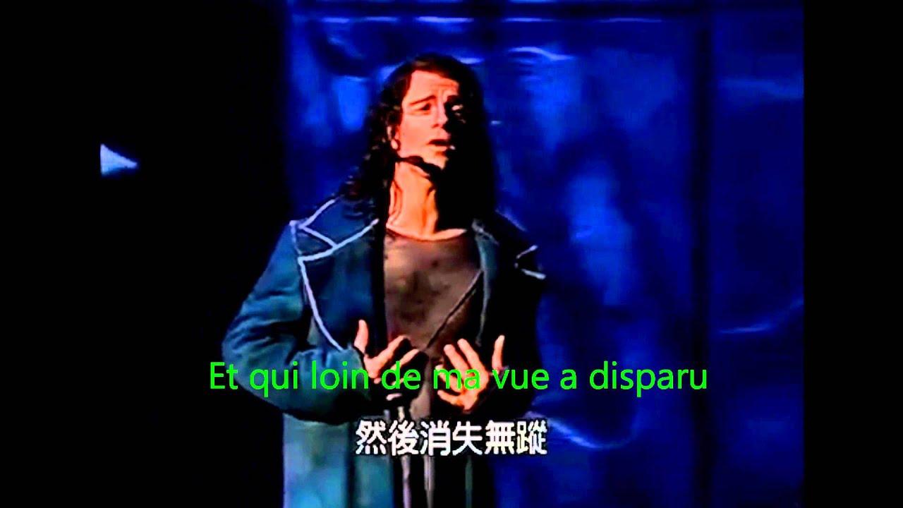 Bruno pelletier les portes de paris notre dame de paris with lyrics youtube - Restaurant les portes paris ...