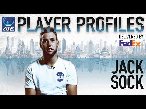 Jack Sock FedEx ATP Player Profile 2017