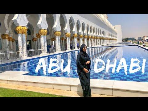 ABU DHABI VLOG | Sheikh Zayed Grand Mosque, Heritage Village, Dubai