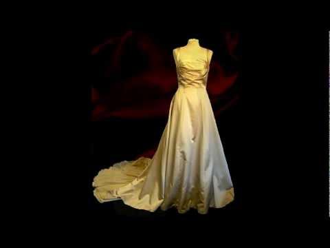 Wedding dresses at Oxfam Cambridge