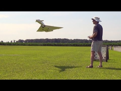 Saga of the RC XB70 Valkyrie
