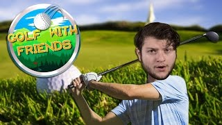 I'M GETTING BETTER! | Golf With Friends (Funny Moments)