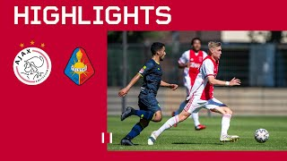 Highlights | Jong AĴax - Telstar | Pre-Season Friendly