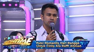 Puisi Romantis Dari Rangga Untuk Cinta Ala Raffi Ahmad - It's Show Time Eps 10