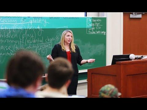 Property: Land Use, With Professor Molly Brady