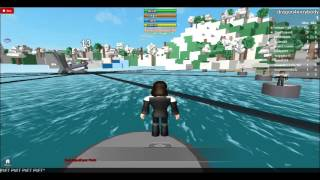 ROBLOX hunger games catching fire part.1-POISON FOG!