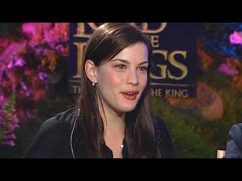 'The Lord of the Rings: The Return of the King' Interview