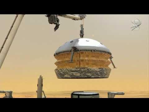 Nasa detecta terremoto em Marte pela primeira vez
