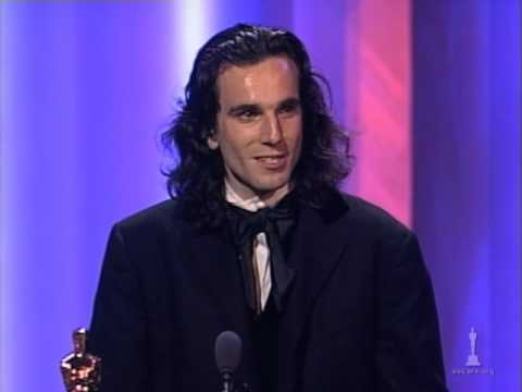 Daniel Day-Lewis Wins Best Actor: 1990 Oscars
