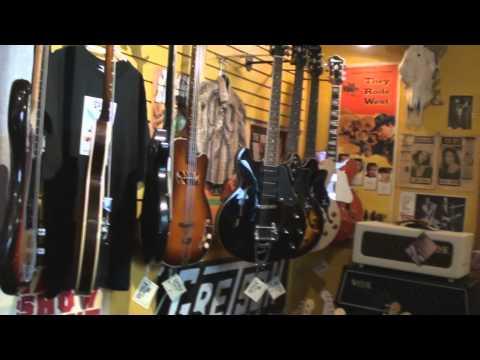 Guitar Store Tour Toronto