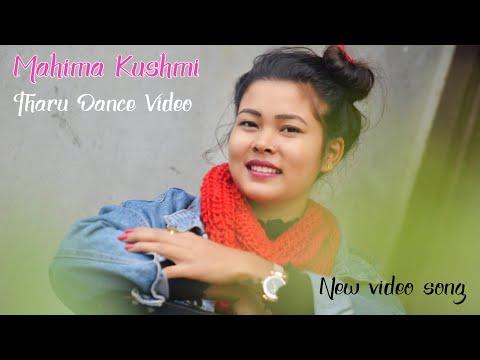 Mahima Kushmi || Stage Dance In Maghi Milan Program || Tharu Video Song