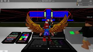 Roblox DJ Stage. Test new server