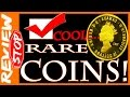 TOP RARE COLLECTIBLE COINS ON AMAZON 2017 - Valuable Coins - Review Stop