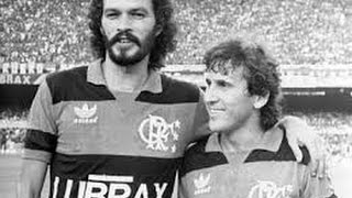 Flamengo Campeão Estadual 1986 !