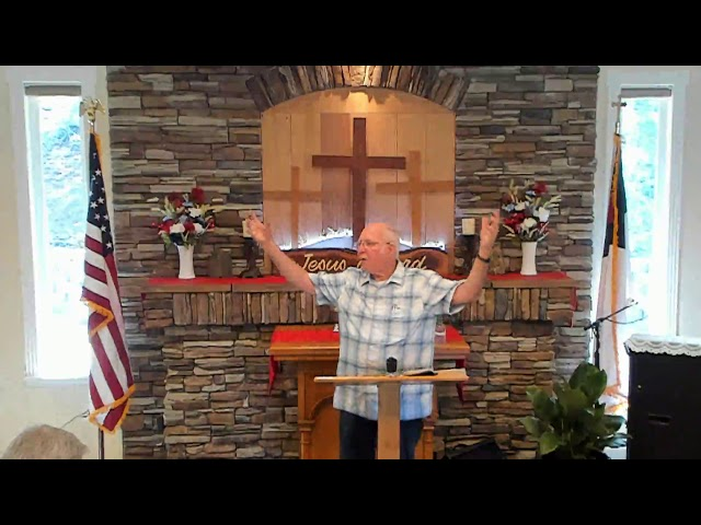 Sunday Service - Jul 14, 2019 - Re-flaming the Flame
