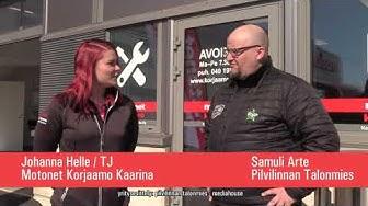 Motonet korjaamo kaarina - avajaiset 2018