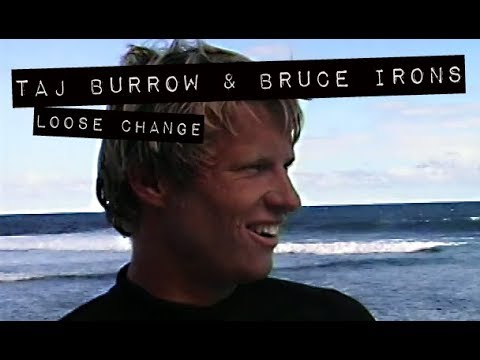 Watch Bruce Irons and Taj Burrow In a Way-Back Track from 1999