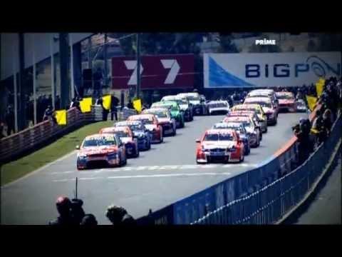 2010 Bathurst V8 Supercars Introduction