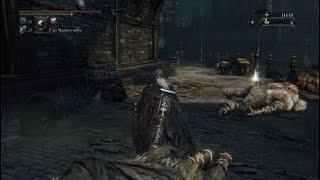 Обзор на пила топор Bloodborne