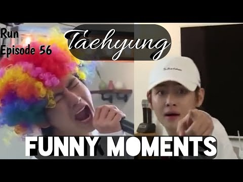BTS V (TAEHYUNG)RUN EPISODE 56 MY FAVORITE MOMENTS