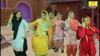 Haryanvi Folk Song - जिस दिन तै मै ब्याली आई | Jis Din Te Main Byali Aayi || HARYANVI LADIES GEET