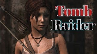 Tomb Raider [2013] Game play 2 with Commentary