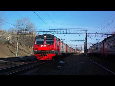 Электропоезда до/из Бирюлево на станции Коломенское - городские рейсы
