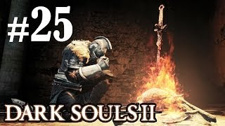 DARK SOULS 2 Walkthrough - Part 25 The Gutter PS3 HD
