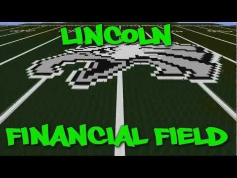 Minecraft - Lincoln Financial Field Teaser