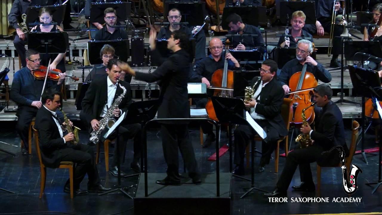 Tetraktys - Teror Saxophone Academy 2016