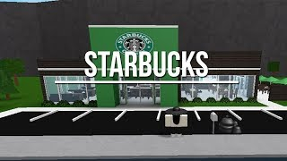 ROBLOX Bienvenido a Bloxburg: Starbucks 42k